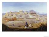 The Acropolis Giclee Print by David Roberts