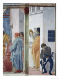 The Angel Releases Saint Peter from Prison Giclee Print by Filippino Lippi