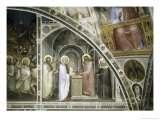 Christening: Johnfrom: Stories of Christ Giclee Print by Giusto De' Menabuoi