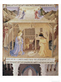 Nativity, c.1438-1445 Giclee Print by  Fra Angelico