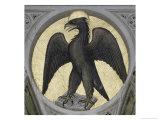 Saint John as an Eagle Giclée-tryk af Giusto De' Menabuoi