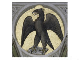 Saint John as an Eagle Giclee Print by Giusto De' Menabuoi