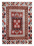 Islamic Carpet Giclee Print