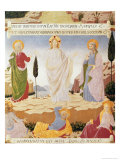 Transfiguration, c.1438-1445 Giclee Print by  Fra Angelico