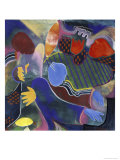 Round Midnight Giclee Print by Gil Mayers