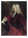 Portrait of an Alderman Giclee Print by Nicolas de Largilliere