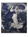 Downpour, c.1906 Giclee Print by Leon Bakst