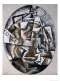 Violin Giclee Print by Liubov Sergeevna Popova