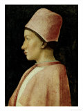 Portrait of Francesco Gonzaga Giclee Print by Andrea Mantegna