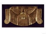 Mask from Chimu Culture, Peru Giclee Print