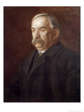 Thomas Flaherty Giclee Print by Thomas Cowperthwait Eakins