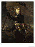 Napoleon on the Bridge at Arcole, c.1797 Giclee Print by Antoine-Jean Gros