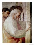 Healing of the Cripple and the Resurrection Oftabitha Giclee Print by  Masaccio