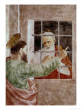 St. Peter in Jail Giclée-tryk af Masaccio