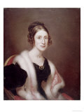 Mary Brewer Giclee Print by James Peale