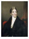 Benjamin Chew Willcock Giclee Print by George Chinnery