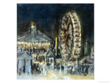 Carnival Giclee Print by Frank Wagner