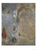 Abstract Fantasy Giclee Print by Odilon Redon
