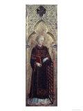 St. Lawrence Giclée-tryk af Sassetta