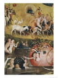 Detail of Garden of Earthly Delights, no.5, c.1505 Giclee Print by Hieronymus Bosch
