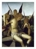 Pieta Giclée-tryk af Antonello da Messina