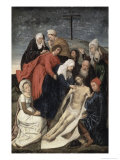 Lamentation Giclee Print by Hugo van der Goes