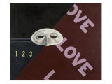 Love, Love, Love Giclee Print by Charles Demuth
