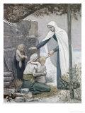 Charity Giclee Print by Pierre Puvis de Chavannes