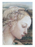 Detail of Madonna and Child Giclee Print by Filippino Lippi