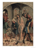 The Flagellation of Jesus Giclee Print by J. Kerbecke
