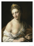 Allegory of Painting Giclee Print by Pompeo Batoni