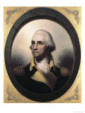 George Washington Giclee Print by James Peale