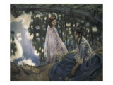 Pond, c.1902 Premium Giclee Print by Viktor Borisov-musatov