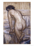 The Bath Giclee Print by Edgar Degas