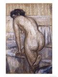 The Bath Giclee Print by Edgar Degas