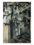 Life in a Big Hotel Giclée-tryk af Kasimir Malevich