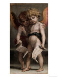 Vallombrosiana Altarpiece Giclee Print by Andrea del Sarto 