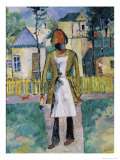 Carpenter Giclee Print by Kasimir Malevich