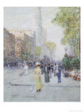 Springtime Giclee Print by Childe Hassam