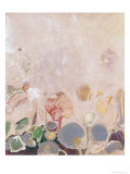 Flower Field Giclee Print by Odilon Redon