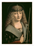 Saint Sebastian Giclee Print by Giovanni Antonio Boltraffio