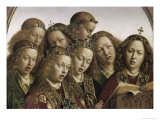 Ghent Altarpiece Giclee Print by  Jan van Eyck