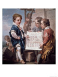 Architecture Giclee Print by Carle van Loo
