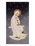 Madonna of the Peace Giclee Print by  Fra Angelico