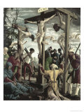 Crucifixion Giclee Print by Albrecht Altdorfer