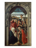 Adoration of the Magi Giclee Print by Dieric Bouts