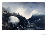Farallon Island Giclee Print by Albert Bierstadt