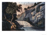 Tallulah Falls, Georgia Giclee Print by  Currier & Ives