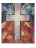 Cross of Eternity Giclee Print by Sven Lindstrom