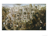 The Passion of Christ Giclee Print by Hans Memling